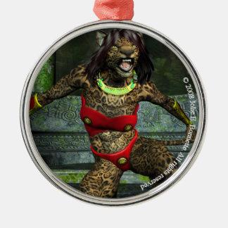 Defiance Premium Round Ornament