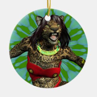 Defiance Round Ornament