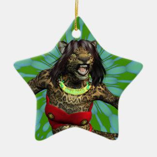 Defiance Star Ornament