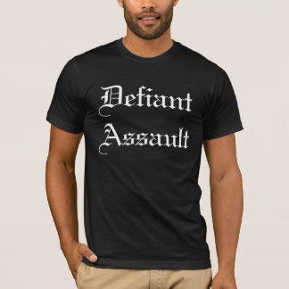 Defiant Assault - Customized T-Shirt