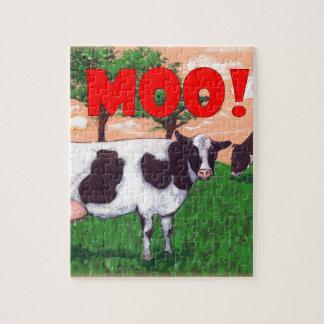 Defiant Cow Puzzle