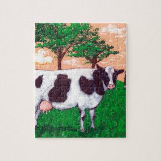 Defiant Dairy Cow Puzzle