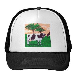 Defiant Dairy Cow Trucker Hat