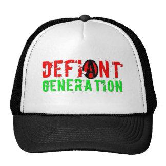 Defiant Generation Trucker Hat