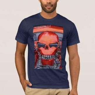 Defibulator Face Close-Up T-Shirt