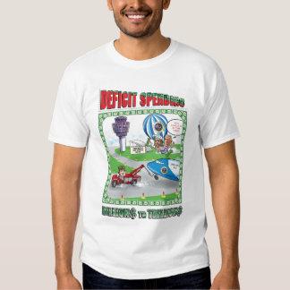 Deficit Spending Tee Shirt