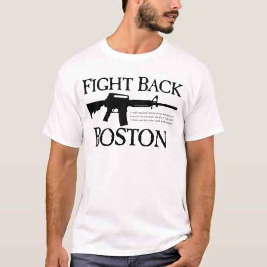 ¡DEFIÉNDASE BOSTON! PLAYERA