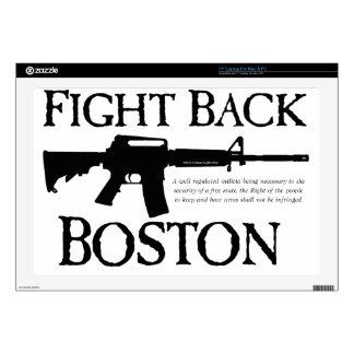 ¡DEFIÉNDASE BOSTON! PORTÁTIL SKINS