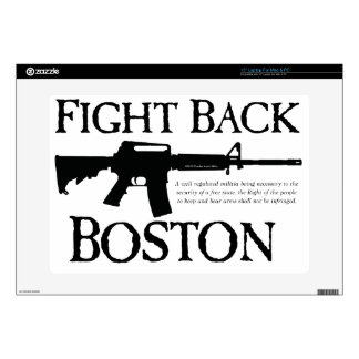 ¡DEFIÉNDASE BOSTON! SKINS PARA PORTÁTIL