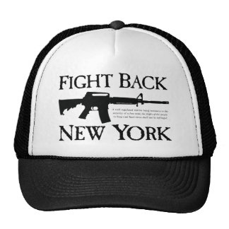 Defiéndase la ropa de Nueva York Gorras