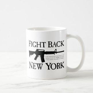 Defiéndase las mercancías de la rebelión de Nueva  Tazas De Café