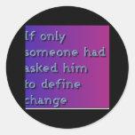 Define Change Stickers