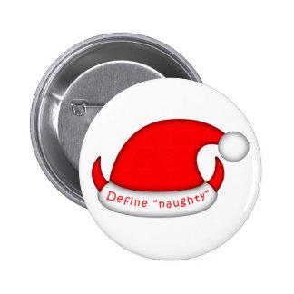 Define naughty button