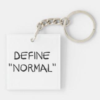 Define Normal Key Chain