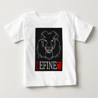 Define YOU Black Infant T-shirt