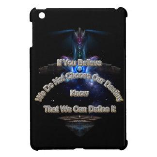 Define Your Destiny II iPad Mini Covers