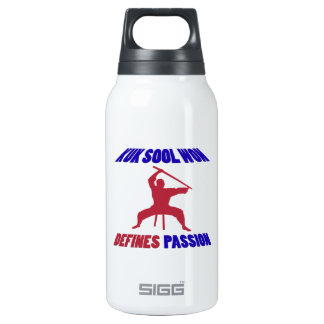 defines Kuk Sool Won Insulated Water Bottle
