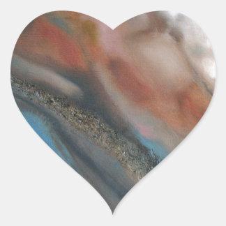 Definición de la extensión 1 pegatina en forma de corazón