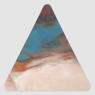 Definición de la extensión 3 pegatina triangular