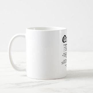 Definición de la taza del Quaker