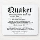 Definición de Quakers Tapetes De Ratón