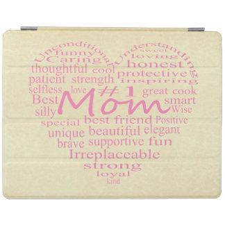 Definición de un esquema del Madre-Corazón Cubierta De iPad