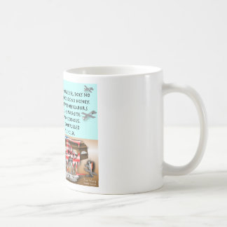 Definición del abejón tazas de café