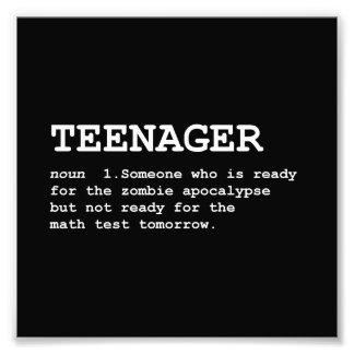 Definición del adolescente fotografías