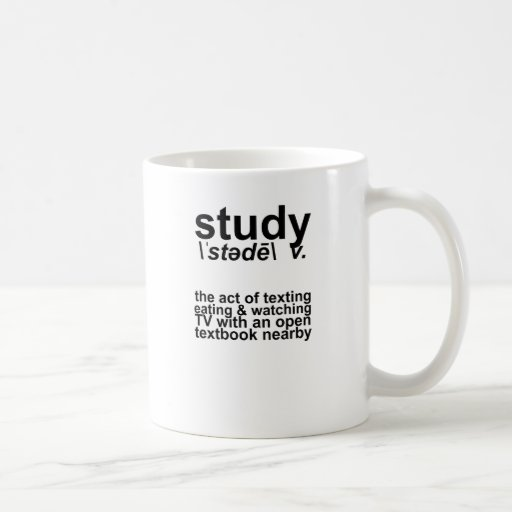 Definición del estudio taza básica blanca