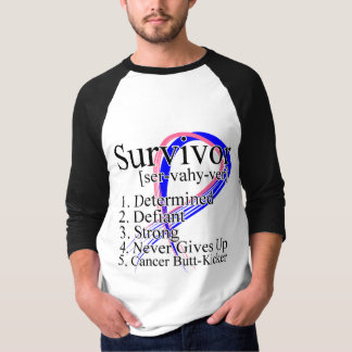 Definición del superviviente - cáncer de pecho polera