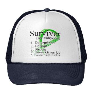 Definición del superviviente - cáncer del riñón gorro