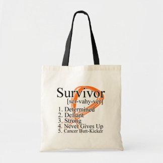 Definición del superviviente - cáncer del riñón (n bolsas