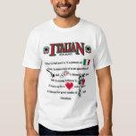 definición italiana poleras
