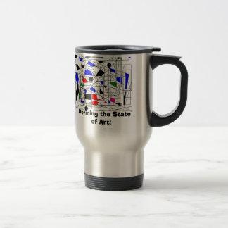 Defining the State of Art! Travel Mug