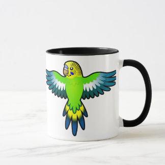 Definitely a Bird Person (budgie) Mug