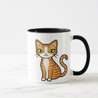 Definitely a Cat Person (design your own cat) Mug