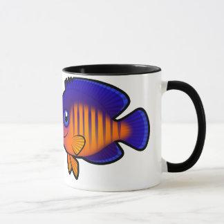 Definitely a Fish Person (angelfish 1) Mug