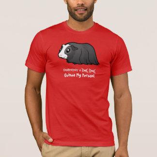 Definitely a Guinea Pig Person (long hair) T-Shirt