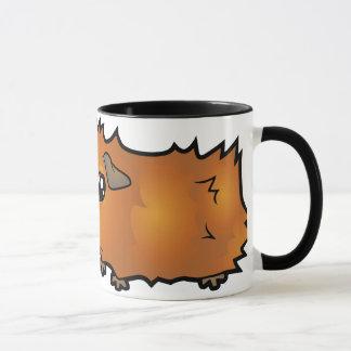 Definitely a Guinea Pig Person (scruffy) Mug