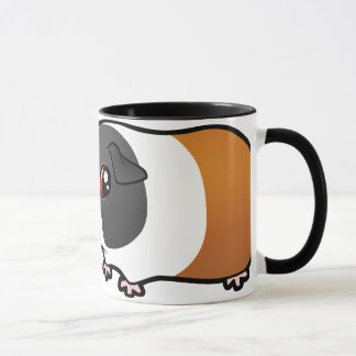 Definitely a Guinea Pig Person (smooth hair) Mug