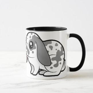 Definitely a Rabbit Person (floppy ear smoo hair) Mug