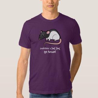 Definitely a Rat Person Tshirt