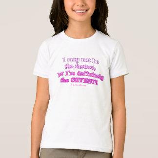 Definitely the Cutest Girl's Motocross T-Shirt
