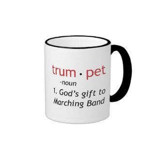 Definition of a Trumpet Mug