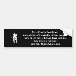 Definition of BSL Bumper Sticker--ON SALE!!
