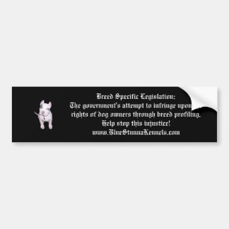 Definition of BSL Bumper Sticker--ON SALE!! Bumper Sticker