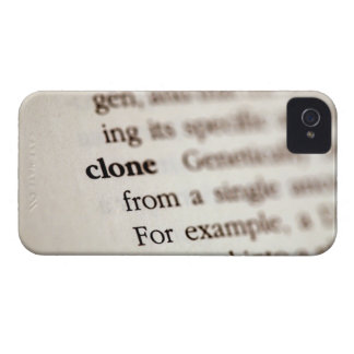 Definition of clone Case-Mate iPhone 4 cases