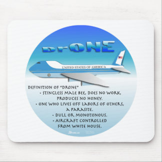 Definition of Drone Mouse Pad