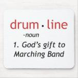 Definition of Drumline Mousepad
