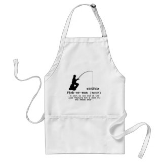 Definition of Fisherman Adult Apron